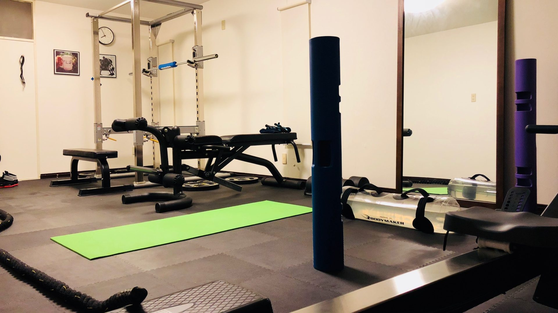 BODY MAKE STUDIO GORILLA|奈良県生駒市のパーソナルトレーニングスタジオ